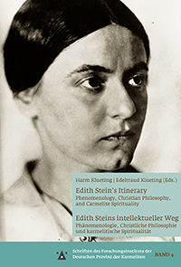 Logo:Edith Stein's Itinerary ///<br>Edith Steins intellektueller Weg<p>