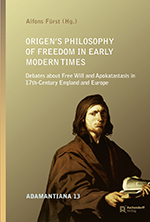 Logo:Origen's Philosophy of Freedom in Early Modern Times