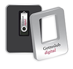 Logo:GOTTESLOB Digital USB-Stick